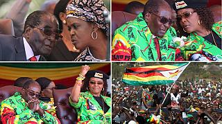 Zimbabwe's powerful and controversial First Lady: Grace Mugabe