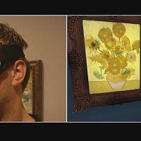 Los Girasoles de Van Gogh, juntos en realidad virtual
