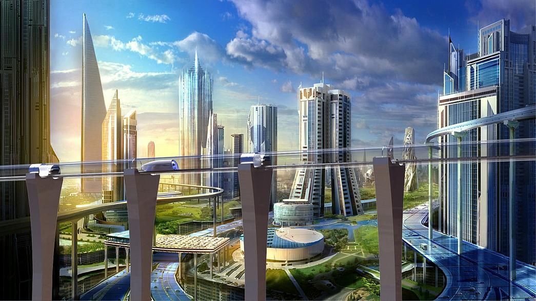 Идеи будущего для путешественников