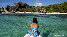 Sailing… Seychelles style