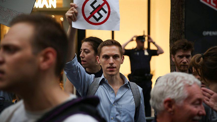 Trump und die Nazis: 10 der besten Tweets und Videos