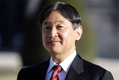 """When I think of what is coming up, I feel very solemn,"" Naruhito said at his birthday news conference in February."