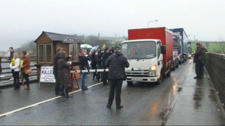 Reino Unido não quer fronteira rígida na Irlanda do Norte
