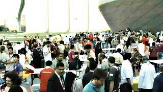Cserkésztalálkozó Bakuban
