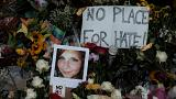LIVE: Memorial service for Heather Heyer takes place in Charlottesville