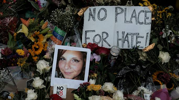 Mother of Charlottesville victim Heather Heyer: 'If you're not outraged, you're not paying attention.'