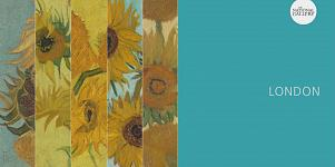 Van Gogh's Sunflowers in Virtual Reality