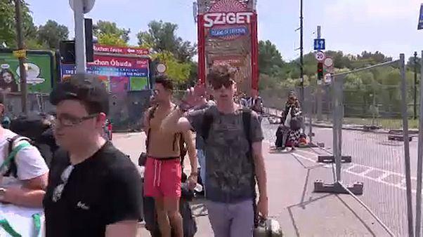 Véget ért a Sziget Fesztivál