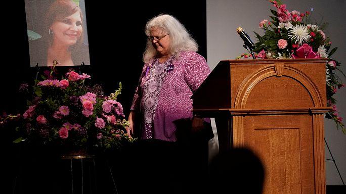 Megemlékeztek a charlottesville-i támadás áldozatáról