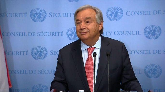 António Guterres quer Venezuela sem autoritarismo