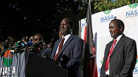 Kenias Opposition will Wahlergebnis anfechten