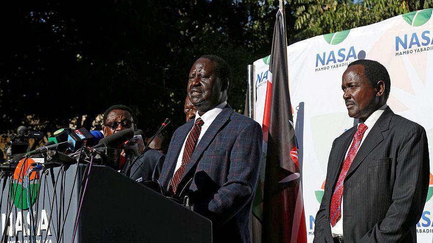 La oposición keniana impugnará la reelección del presidente