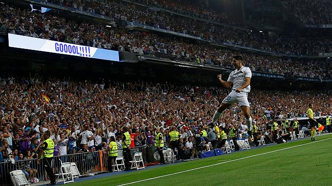 Real Madrid beat Barcelona to win Spanish Super Cup