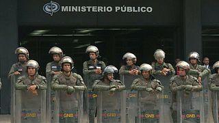 La constituyente venezolana pone en su diana a la oposición