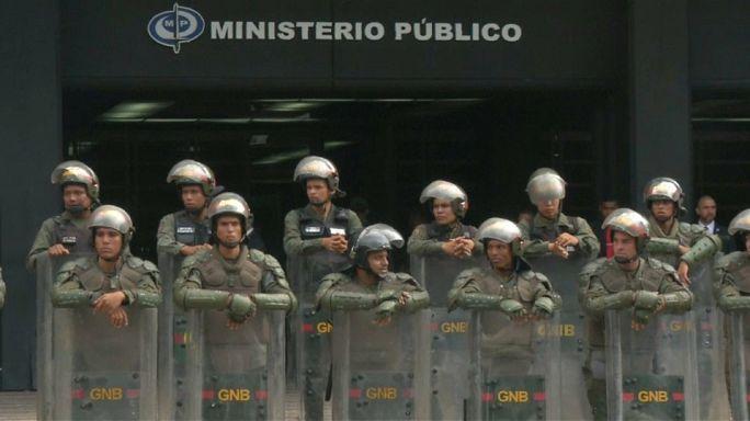 """Venezuelas Staatskrise: Korruptionsvorwürfe und eine """"Wahrheitskommission"""""""