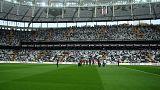 Bursaspor taraftarı Vodafone Park'a alınmayacak