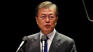 رئيس كوريا الجنوبية يطمئن العالم: لا حرب في شبه الجزيرة الكورية