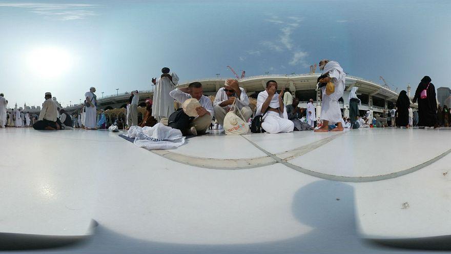 Arabia Saudí permite la peregrinación de los cataríes a La Meca