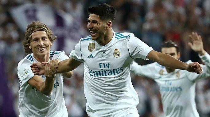 İspanya Süper Kupası Real Madrid'in oldu