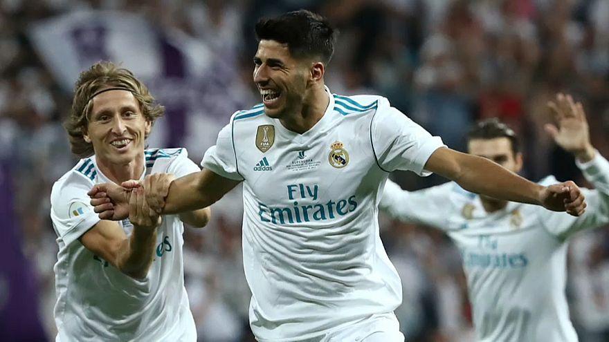Real vence Supertaça espanhola