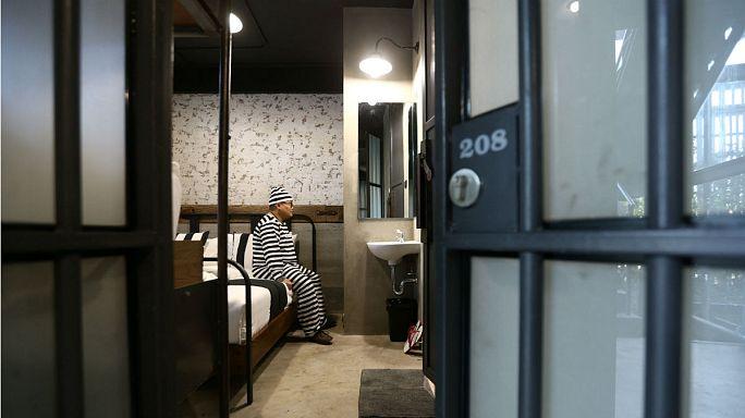 Börtönhostel kíváncsi turistáknak