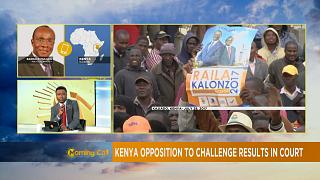 Odinga to challenge election results in court [The Morning Call]