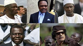 Exit on duty: African presidents who died in office [1]
