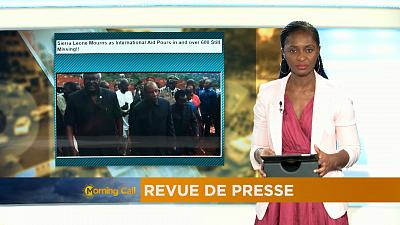 Press Review on The Morning Call [August 17, 2017]