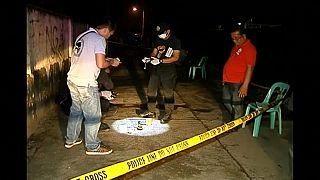 Кровавые рейды против наркомафии