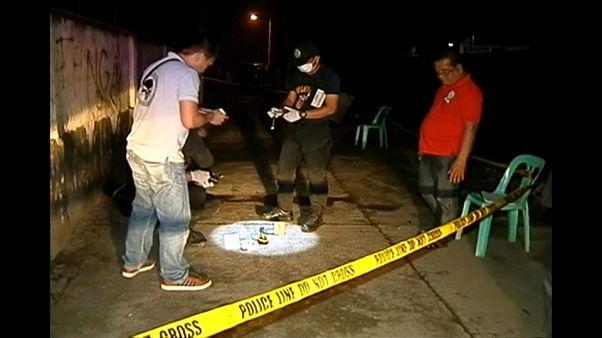Drug raids in Philippines: 58 killed