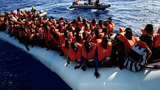 Maroc : 600 migrants africains secourus en 24 heures par l'Espagne dans la Méditerranée