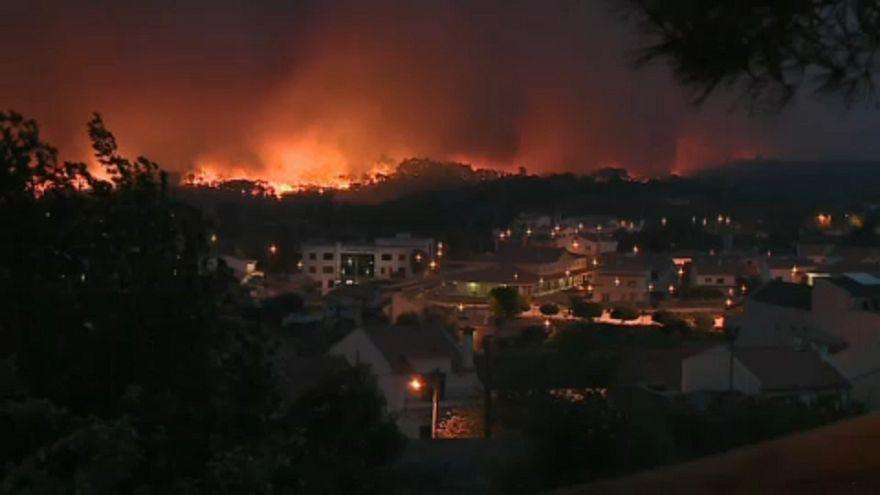 Portugal decreta el estado de calamidad pública