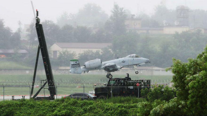 آمریکا: مانور نظامی سالانه با کره جنوبی انجام خواهد شد