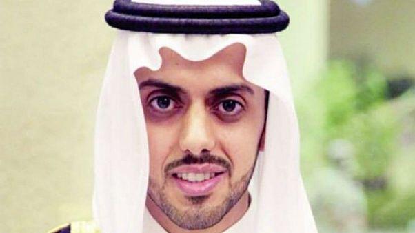 """وفاة الأمير السعودي الشاب """"بندر بن فهد بن سعد بن عبد الرحمن آل سعود"""""""