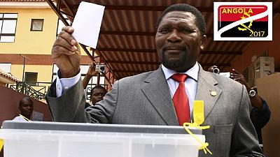 Angola main opposition slams 'biased' electoral body ahead of August 23 polls