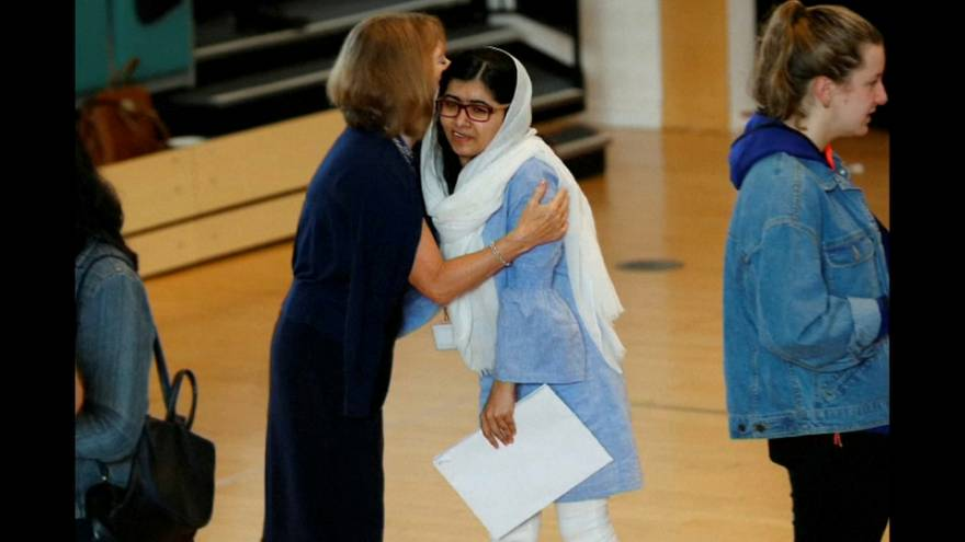 Taliban target Malala Yousafzai wins place at Oxford University