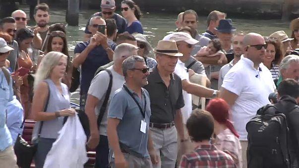 Primo ciak a Venezia per l'ultimo film di Clint Eastwood