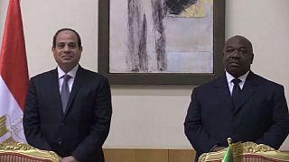 Le Gabon et l'Égypte main dans la main contre le terrorisme