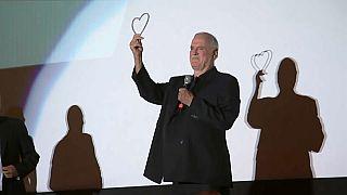 """Le """"Coeur de Sarajevo"""" pour John Cleese"""