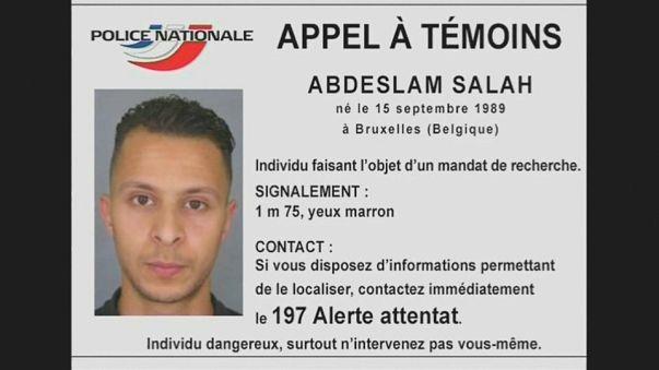 Belgium is vádat emel Salah Abdeslam ellen