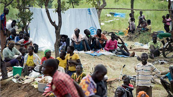 Megérkezett az egymilliomodik menekült Ugandába