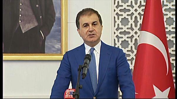 AB Bakanı Ömer Çelik : Almanya AB'ye talimat vermemeli