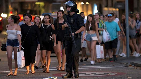 Live updates: Manhunt underway for suspected Barcelona attack driver
