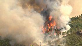 Governo português declara estado de calamidade