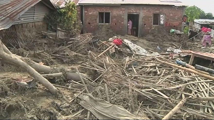 Непал: разрушительные наводнения