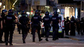 Barcelonai terror: tények