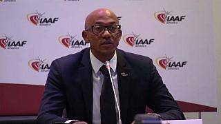 La suspension de Frankie Fredericks confirmée par l'IAAF