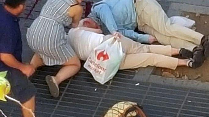 Il terrore insanguina anche Barcellona