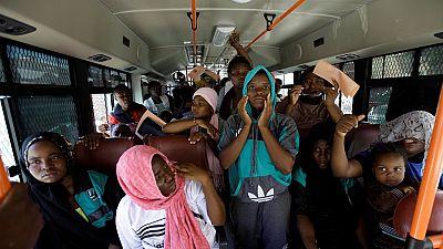 Libye : 135 migrants nigérians rapatriés