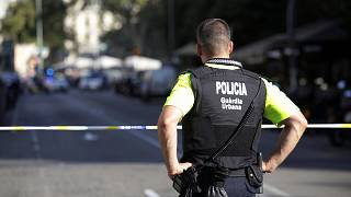 قتيل في انفجار منزل له علاقة باعتداء برشلونة